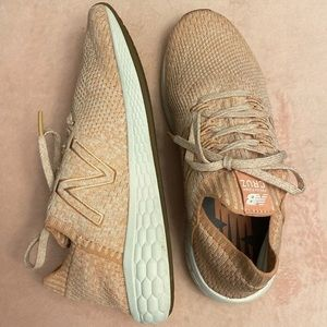 New Balance Coral Sock Fit Sneakers Size 8.5